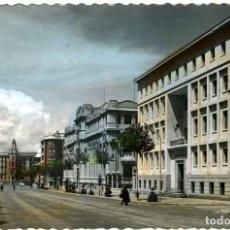 Postales: ALBACETE. AVENIDA DE RODRIGUEZ ACOSTA. EDICIONES GARCIA GARRABELLA Nº 7. FOTOGRÁFICA. Lote 115132135