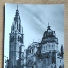 Postales: TOLEDO - CATEDRAL. Lote 115404543