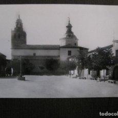 Postales: PUENTE DEL ARZOBISPO - 2 - PLAZA E ILGESIA PARROQUIAL - EDICIONES E.CASAS - VER FOTOS - (52.323). Lote 115609143