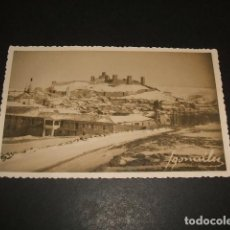 Postales: MOLINA DE ARAGON GUADALAJARA VISTA CON NEVADA POSTAL FOTOGRAFICA I GONZALEZ. Lote 116506719