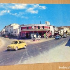 Postales: ANTIGUA POSTAL OCAÑA TOLEDO PAPELERÍA RIVERA. Lote 119958648