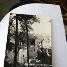 Postales: CALLE CASTILLO RINCÓN. TOLEDO 1949. INTERESANTE.. Lote 116677879