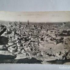 Postales: TOLEDO, VISTA PARCIAL DE LEJOS. AÑOS 50 HELIOTIPIA ARTISTICA.. Lote 116839267