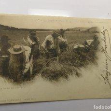 Postales: LA SIEGA EN CASTILLA 1901.COLECCIÓN DE CÁNOVAS SERIE D. 3 . Lote 116879495