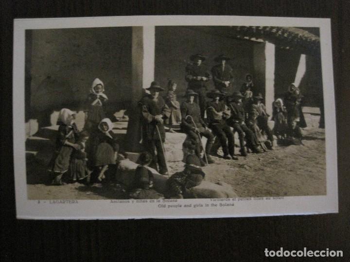 Postales: TOLEDO - LAGARTERA - LOTE 12 FOTOS - REVERSO BLANCO - POSTAL GIGANTE -VER FOTOS-(V-10.130) - Foto 12 - 118198919