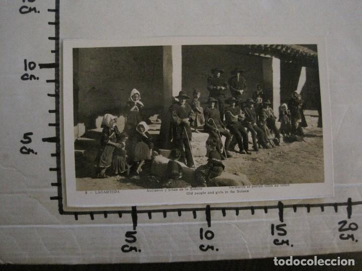 Postales: TOLEDO - LAGARTERA - LOTE 12 FOTOS - REVERSO BLANCO - POSTAL GIGANTE -VER FOTOS-(V-10.130) - Foto 14 - 118198919