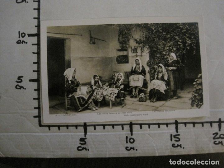 Postales: TOLEDO - LAGARTERA - LOTE 12 FOTOS - REVERSO BLANCO - POSTAL GIGANTE -VER FOTOS-(V-10.130) - Foto 17 - 118198919