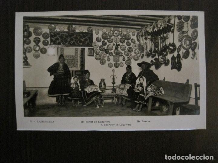 Postales: TOLEDO - LAGARTERA - LOTE 12 FOTOS - REVERSO BLANCO - POSTAL GIGANTE -VER FOTOS-(V-10.130) - Foto 18 - 118198919