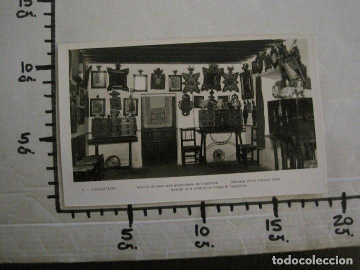 Postales: TOLEDO - LAGARTERA - LOTE 12 FOTOS - REVERSO BLANCO - POSTAL GIGANTE -VER FOTOS-(V-10.130) - Foto 23 - 118198919