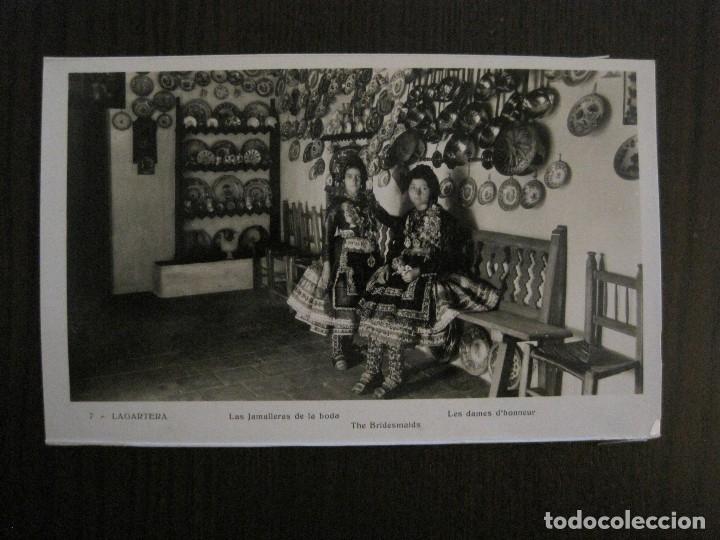 Postales: TOLEDO - LAGARTERA - LOTE 12 FOTOS - REVERSO BLANCO - POSTAL GIGANTE -VER FOTOS-(V-10.130) - Foto 24 - 118198919