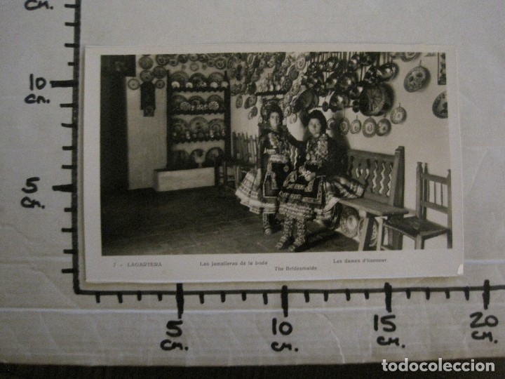 Postales: TOLEDO - LAGARTERA - LOTE 12 FOTOS - REVERSO BLANCO - POSTAL GIGANTE -VER FOTOS-(V-10.130) - Foto 26 - 118198919