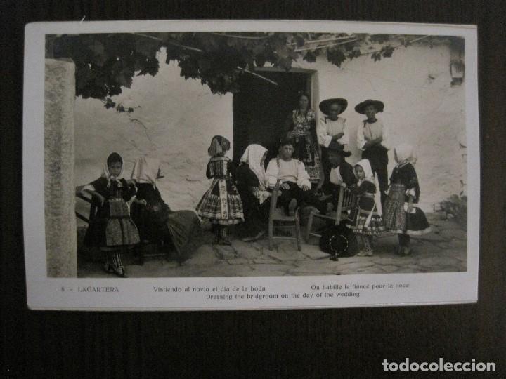 Postales: TOLEDO - LAGARTERA - LOTE 12 FOTOS - REVERSO BLANCO - POSTAL GIGANTE -VER FOTOS-(V-10.130) - Foto 27 - 118198919