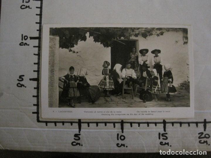 Postales: TOLEDO - LAGARTERA - LOTE 12 FOTOS - REVERSO BLANCO - POSTAL GIGANTE -VER FOTOS-(V-10.130) - Foto 29 - 118198919