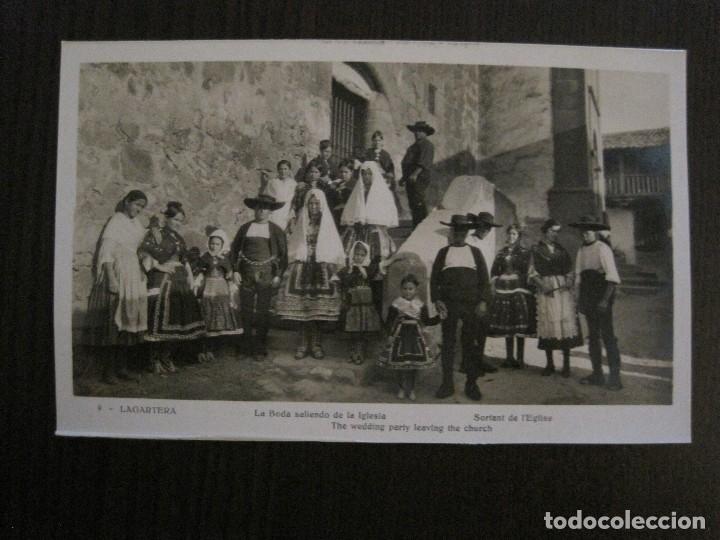 Postales: TOLEDO - LAGARTERA - LOTE 12 FOTOS - REVERSO BLANCO - POSTAL GIGANTE -VER FOTOS-(V-10.130) - Foto 30 - 118198919