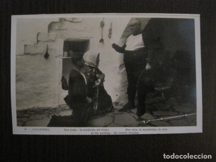 Postales: TOLEDO - LAGARTERA - LOTE 12 FOTOS - REVERSO BLANCO - POSTAL GIGANTE -VER FOTOS-(V-10.130) - Foto 33 - 118198919