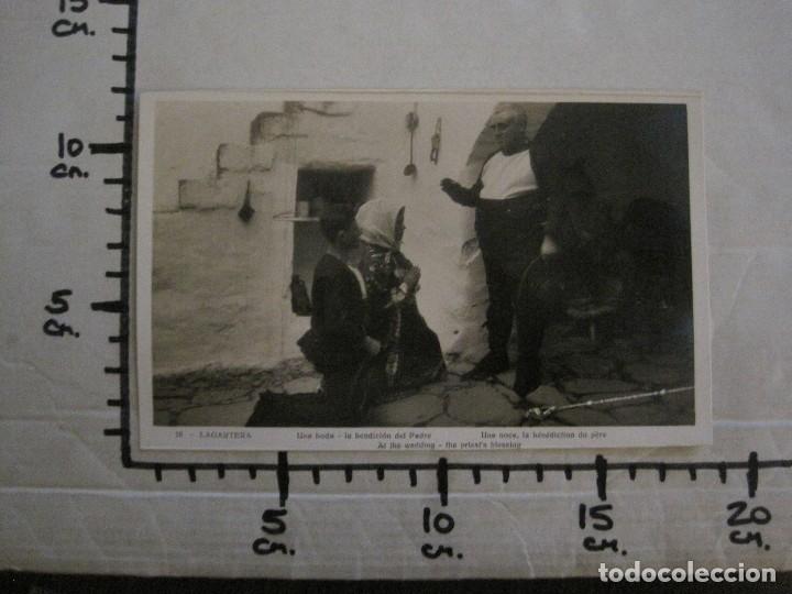Postales: TOLEDO - LAGARTERA - LOTE 12 FOTOS - REVERSO BLANCO - POSTAL GIGANTE -VER FOTOS-(V-10.130) - Foto 35 - 118198919
