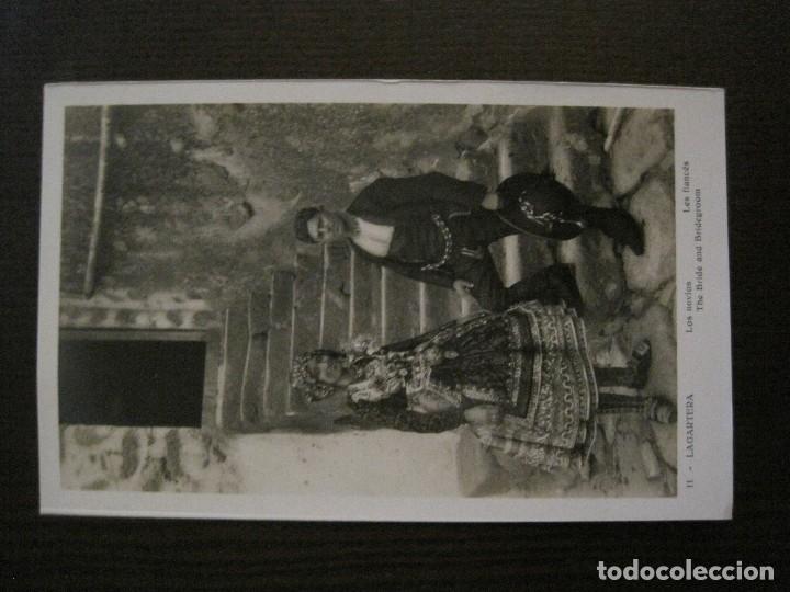 Postales: TOLEDO - LAGARTERA - LOTE 12 FOTOS - REVERSO BLANCO - POSTAL GIGANTE -VER FOTOS-(V-10.130) - Foto 36 - 118198919