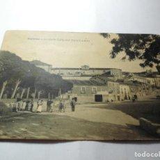 Postales: SIGUENZA (GUADALAJARA). ENTRADA CALLE DEL HUMILLADERO.. Lote 119511307