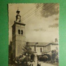 Postales: POSTAL - ESPAÑA - CIUDAD REAL - 10 IGLESIA ROMÁNICA DE SAN PEDRO APOSTOL - FOTO SALAS - ESCRITA 1959. Lote 119684807