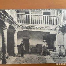 Postales: POSTAL TOLEDO - POSADA DE LA SANGRE. Lote 120047499