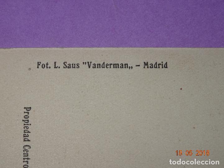 Postales: Tarjeta Postal de TOMELLOSO - IGLESIA Y CASINO SAN FERNANDO - Fot. L. Saus (Vanderman) - Año 1930s. - Foto 3 - 121597395