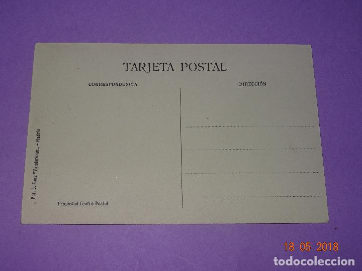 Postales: Tarjeta Postal de TOMELLOSO - IGLESIA Y CASINO SAN FERNANDO - Fot. L. Saus (Vanderman) - Año 1930s. - Foto 4 - 121597395