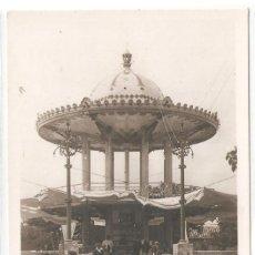 Postales: ALBACETE. TEMPLETE DE LA FERIA. . Lote 122146907