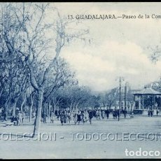 Postales: POSTAL GUADALAJARA PASEO DE LA CONCORDIA . SATURIO RAMIREZ CA AÑO 1920. Lote 123358839