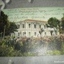 Postales: PALACIO AUDIENCIA POSTAL ALBACETE FOTOGRAFO ORTEGA. Lote 124453015