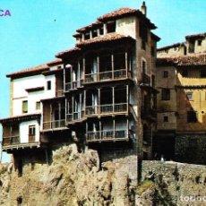 Postales: CUENCA -CASAS COLGADAS Y HOZ- (EDICIONES PARÍS - J.M. Nº 587) SIN CIRCULAR / P-3553. Lote 124630403