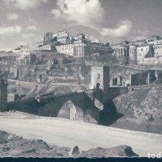 Postais: POSTAL TOLEDO 134 - PUENTE DE ALCANTARA Y VISTA PARCIAL - GARRABELLA. Lote 125287231