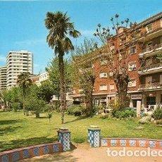 Postales: TALAVERA DE LA REINA - 27 JARDINES DEL PRADO. Lote 125946619