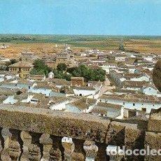 Postales: EL TOBOSO - 3 VISTA DESDE LA IGLESIA. Lote 125946907