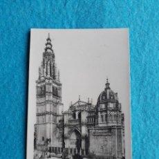 Postales: TOLEDO. CATEDRAL. VISTA GENERAL.. Lote 126583007