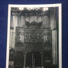 Postales: POSTAL TOLEDO CATEDRAL INTERIOR PUERTA DE LEONES P ESPERÓN NO ESCRITA NI CIRCULADA. Lote 127286675