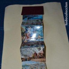 Postales: LIBRITO POSTALES DE EL ESCORIAL. Lote 126812427