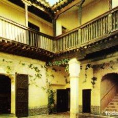 Postales: TOLEDO -PATIO DE LA CASA DEL GRECO- 1961 (L. ARRIBAS Nº 11) SIN CIRCULAR / P-4117. Lote 127957135