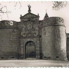Postales: POSTAL TOLEDO PUERTA BISAGRA Nº 65 . Lote 128131223