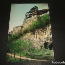 Postales: CUENCA CASAS COLGADAS. Lote 128180615