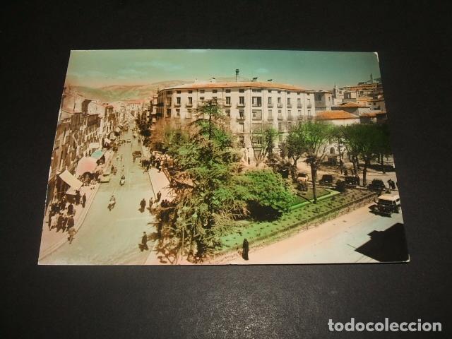 CUENCA AVENIDA JOSE ANTONIO (Postales - España - Castilla La Mancha Antigua (hasta 1939))