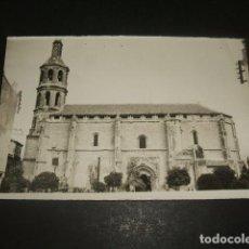 Postales: VALDEPEÑAS CIUDAD REAL IGLESIA. Lote 128294191