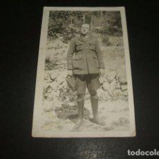 Postales: GUADALAJARA RETRATO DE CAPITAN DE INGENIEROS FELIX FERNANDEZ POSTAL FOTOGRAFICA . Lote 128511079