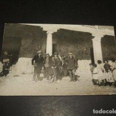 Postales: LUPIANA GUADALAJARA EXCURSIONISTAS POSTAL FOTOGRAFICA 1927. Lote 128614991