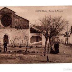 Postales: CIUDAD REAL.- ERMITA DE ALARCOS. Lote 128659715