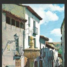Postais: PASTRANA - FUENTE DE LOS CUATRO CAÑOS - GUADALAJARA - P26332. Lote 130018743