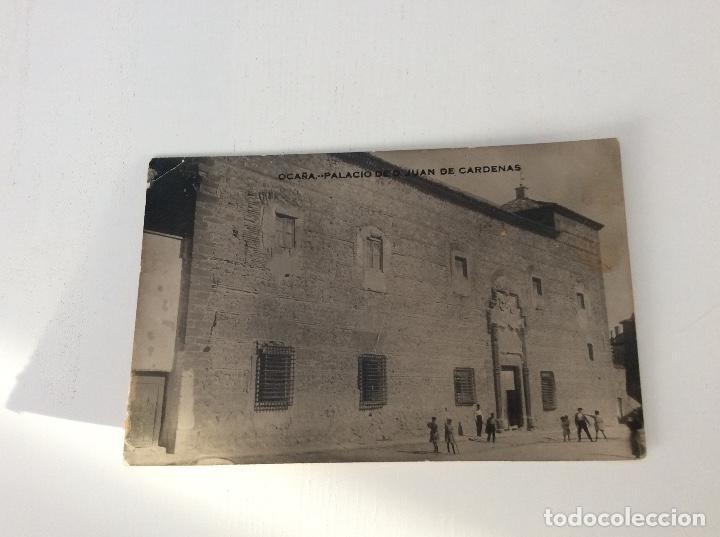 Postales: Cuatro antiguas fotografías de Ocaña Toledo - Foto 2 - 130129303