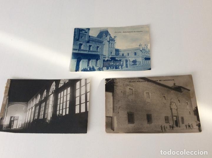 Postales: Cuatro antiguas fotografías de Ocaña Toledo - Foto 3 - 130129303