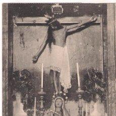 Postales: POSTAL ANTIGUA DE TOLEDO: CRISTO DE LA VEGA. Lote 132031186