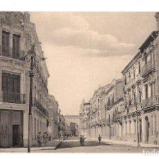 Postales: ALBACETE.- CALLE DE TESIFONTE GALLEGO, ED. AYUNTAMIENTO DE ALBACETE, FOT. A. KLOTZ. Lote 132239354
