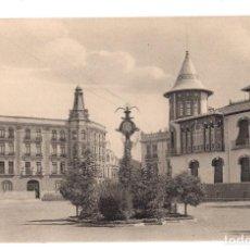 Postales: ALBACETE.- PLAZA DE CANALEJAS, ED. AYUNTAMIENTO DE ALBACETE, FOT. A. KLOTZ. Lote 132241942